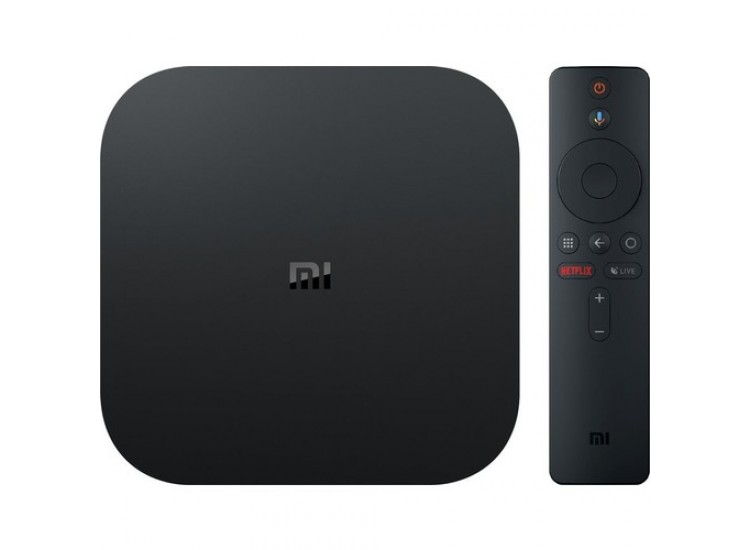 Xiaomi Mi Box S 4K Ultra HD Android TV Box